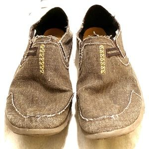 Merrill Canvas Man Slip On shoes Size 9